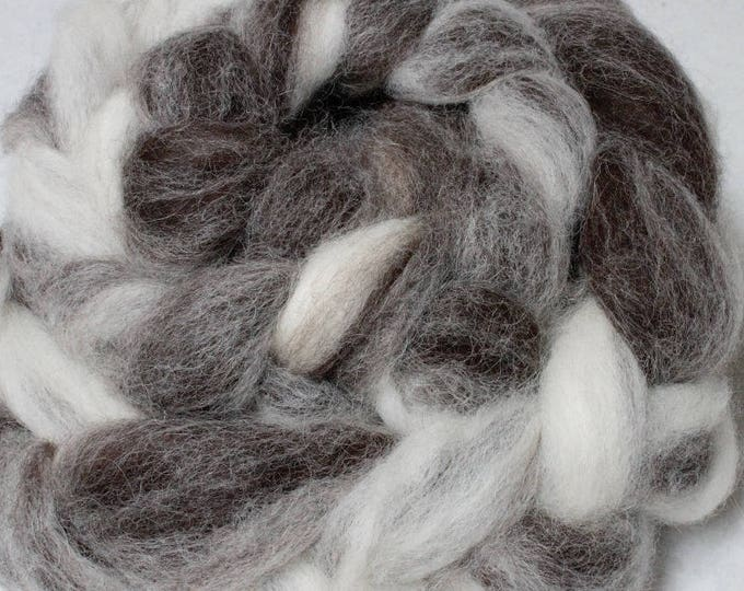 Two Tone Alpaca Roving