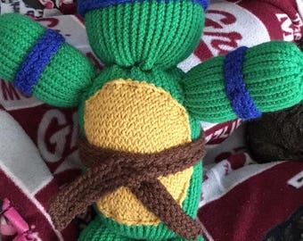 TMNT Loom knit