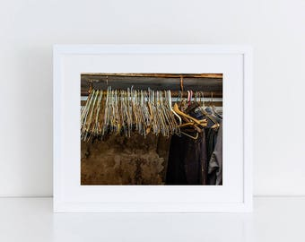 Sheriff's Closet - Urban Exploration - Fine Art Photography Print