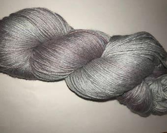 Yarn -  Merino  Variegated - hand dyed wool- indie dyed yarn - Merino worsted wool- Variegated Worsted  - hand dyed yarn -  Aran Yarn