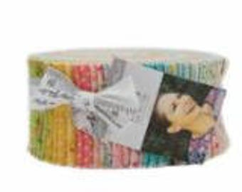 Home Sweet Home Jelly Roll by Stacy Iest Hsu for Moda