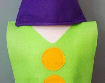 Baby / Toddler Dopey Costume Set (Snow White Seven Dwarfs)