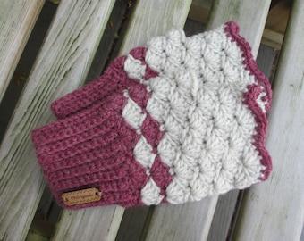 Fingerless Gloves, Crochet Fingerless Gloves, Crochet Hand Warmers, Wool Fingerless Gloves by CROriginasl