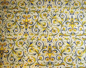 Florentine tendrils - Florentine paper Italy