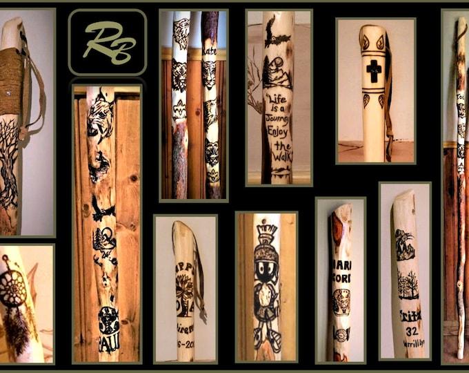 husband gift,father gift,hiking stick, walking stick,Retirement gift,Anniversary gift,hiker, hiking,hikers gift, cane