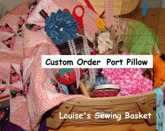 Port pillow, Custom orders, Pacemaker, seat belt pillow, cushion, Chemo Port, Breast Cancer pillow, Ouch-less pillow, Porta pillow,