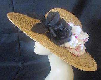 Summer Straw Hat