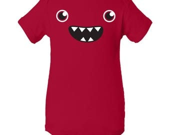 Om Nom Nom Monster Face Creeper