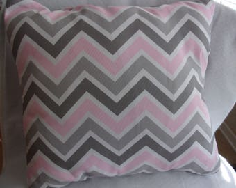 Pillow Cover, Decorative Pillow Cover, Chevron Pillow Cover, Throw Pillow Cover, Toss Pillow Cover, Accent Pillow Cover, Cushion Cover