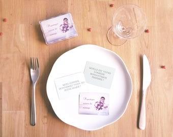 """French conversation starters for a wedding """"à la Française"""""""