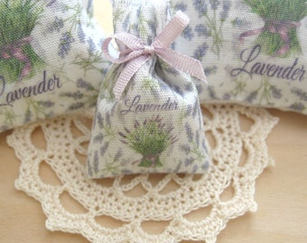 dollhouse lavender sachet scented french 12th scale