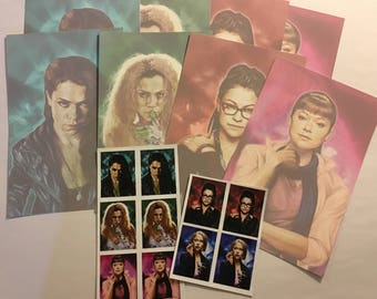 Orphan Black Comic Cover Stationary