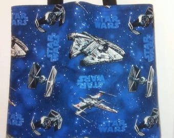 Star Wars Inspired Handmade Tote