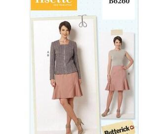 Butterick Lisette B6260