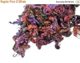 SALE 1 oz Premium Leicester wool locks , AF-24
