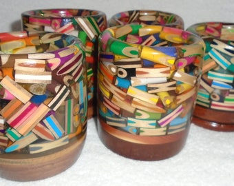 Colored Pencils - Bowl