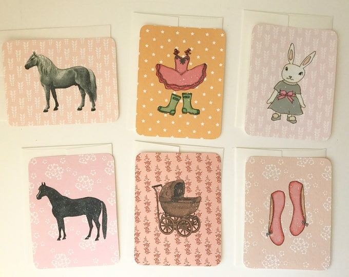 Featured listing image: Assorted Card Set #971