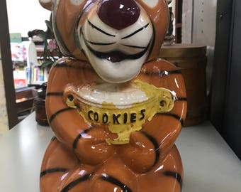 Disney Tigger Cookie Jar