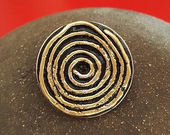 Ancestral spiral ring