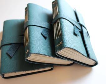 Leather Journal // Leather Notebook Leather Sketchbook Bullet Journal Travelers Notebook Pocket Notebook Travel Journal Boyfriend Journal