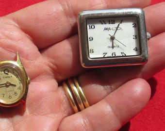 Lot Of Non Working Ladies Watches Timex Anya Ltd  No Bands