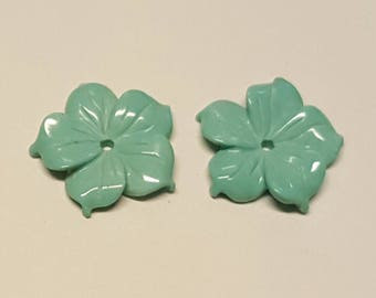 Turquoise Earring Jackets 12mm