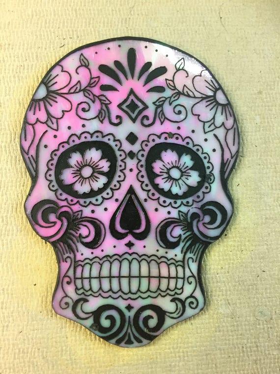 SUNCATCHER - Sugar Skull - My Sugar Skulls