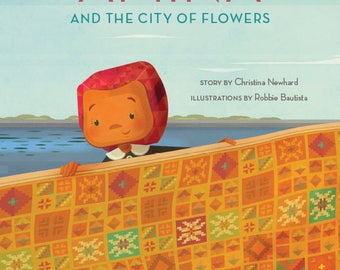 Amina and the City of Flowers (Self-Published Book)