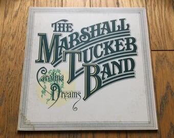 The Marshall Tucker band Carolina dreams Vinyl Record lp album