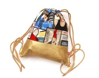 Backpack, gym bag, backpack, gym bag