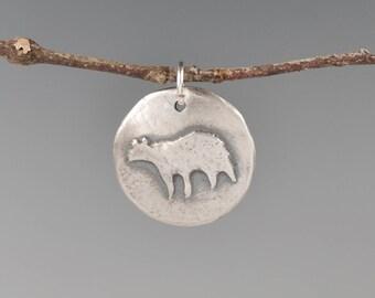 Black Bear Totem-amulet-talisman-charm-spirit animal