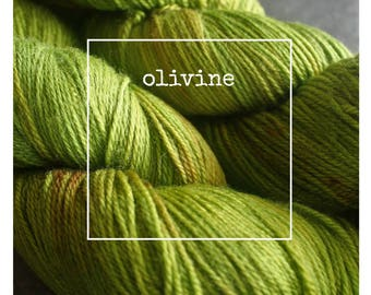 High Wire in Olivine