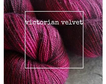 Goat Roper in Victorian Velvet
