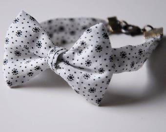bow 01 black geometric patterned bracelet