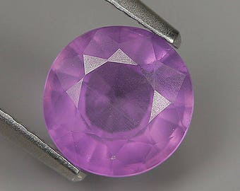 1.64 Ct Natural Brazil Purple AMETHYST