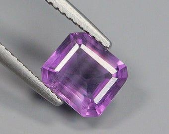 1.56 Ct Natural Brazil Purple AMETHYST