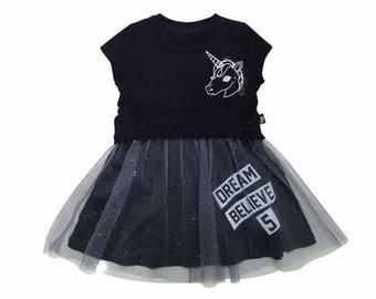 Toddler girl dresses Organic dress Girl cat dress Girl black dress Toddler dress Toddler girl Girls summer dress Cat dress Round dress