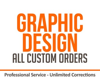 Graphic Design - Graphic Designer - Graphic Design Services - Logo Design Custom - Poster - Flyer