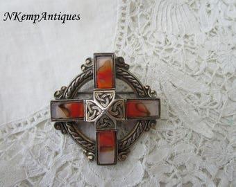 Vintage Miracle brooch
