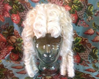 Vintage Marie Antoinette Rococo Professional Quality Wig