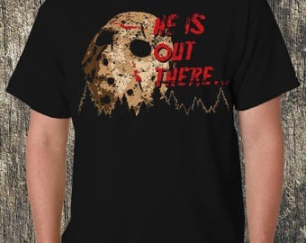 "Friday the 13th: Jason ""He is out there"""