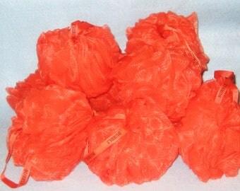 Pouf Supplies-Bulk Bath Accessories-Event Planner Favor Supplies-Assorted Colors.