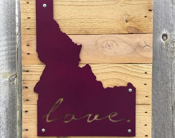 Idaho Metal Love