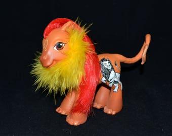 Leo, custom my little pony