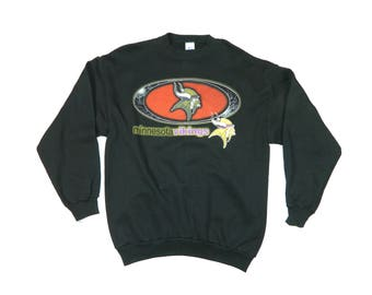 Vintage Minnesota Viking Sweatshirt