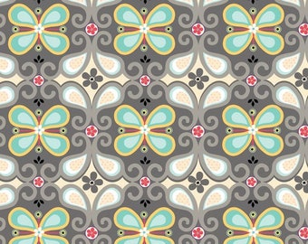 AdornIt Fabric - Rhapsody 00508 Flutter - Quilting Fabric
