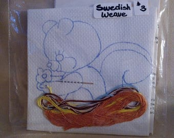 Swedish Weave Squirrel Kit