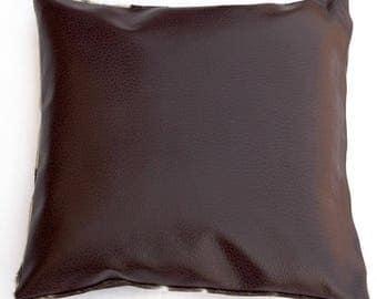 Natural Cowhide Luxurious Hair On Cushion/ Pillow Cover (15''x 15'') A45