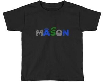 MASON Kids Short Sleeve T-Shirt