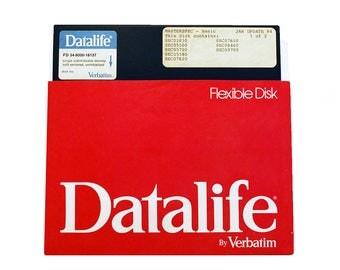 """8"""" Datalife Floppy Disk"""